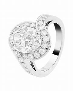 white gold engagement rings martha stewart weddings With van cleef wedding ring price