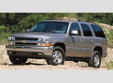 2005 Chevrolet Tahoe Review