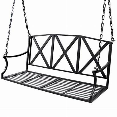 Swing Porch Clipart Patio Hanging Garden Cliparts