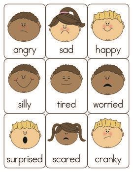 feelings clipart memory game pencil   color