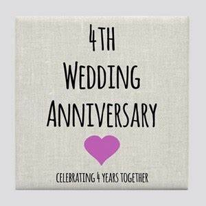 4th Year Wedding Anniversary Wishes, Messages and Quotes ...