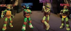 Categoryteenage Mutant Ninja Turtles 2019 Characters