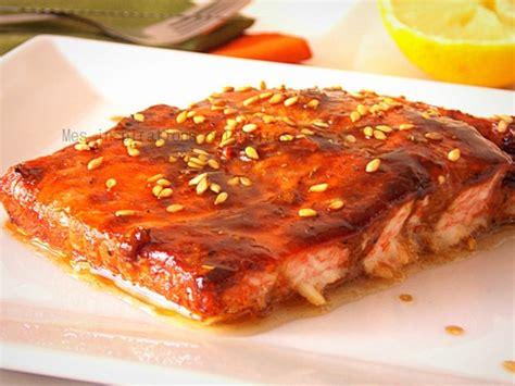 cuisiner pavé de saumon au four recettes saumon frais au four