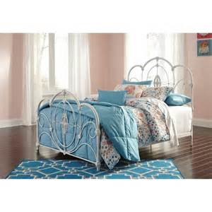 signature design by ashley loriday twin metal bed with
