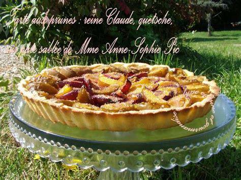 pate de prunes recette recettes de tarte aux prunes et p 226 te sabl 233 e