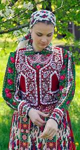 hungarian girl in folk wear | Folklore | Pinterest