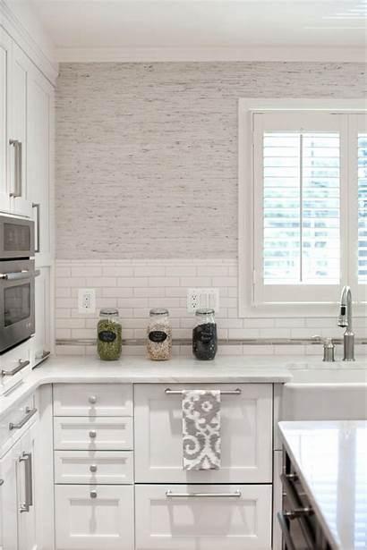 Kitchen Hgtv Texture Marble Cabinets Pattern Backsplash