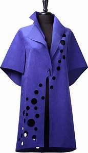 Nebula Jacket by Teresa Maria Widuch (Suede Jacket ...