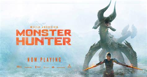 Watch Monster Hunter 2020 Full Movie Online Free