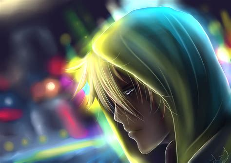 Sad Anime Boy Wallpaper - sad anime boy wallpaper by lizysco on deviantart