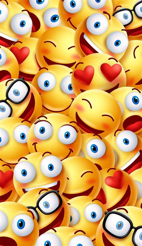 Wallpaper Emojis by Pin De Em Wallpaper Emoji