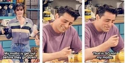 Friends Jokes Monica Dirtiest Joke Before Down