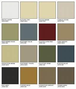 House Exterior Siding Color Scheme James Hardie Siding