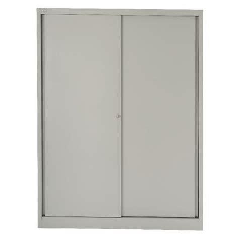 Sliding Cupboard Shelves by Bisley Sliding Door Cupboard 4 Dual Purpose Shelves Goose