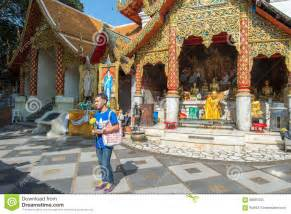 Chiang Mai Thailand Wat Temples