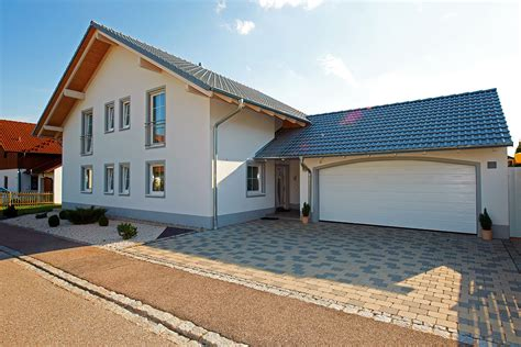 Doppelgarage Am Haus by All Inclusive Bau Bautr 228 Ger Musterh 228 User