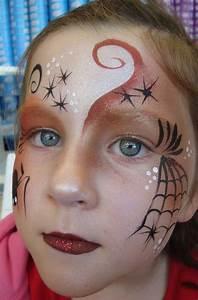 witch facepaint | Face Painting Ideas | Pinterest