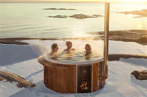 Skargards Tub by Erlebe Wahre Freude Am Winter Mit Skargards Swedish