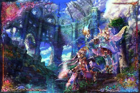 Anime Artwork Wallpaper - 90 inspiring high resolution wallpapers for your desktop