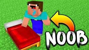 THE NOOB IS TURNING PRO Minecraft BED WARS YouTube