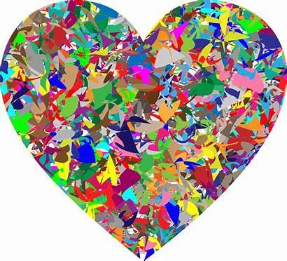 Heart Modern Clipart