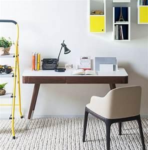 Schreibtisch Wohnzimmer Lösung : trendige gestaltung ihres heimb ros ~ Markanthonyermac.com Haus und Dekorationen