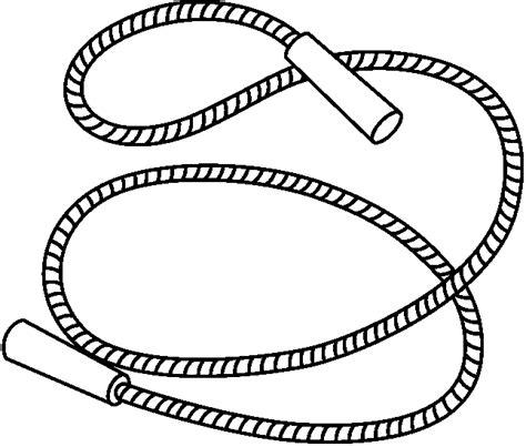 jump rope clipart black and white jumping rope colouring pages clipart panda free