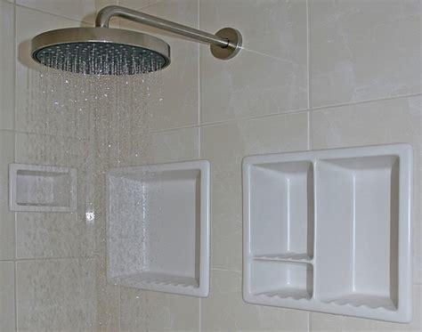shower recessed shelves bathroom shoo soap shelf dish shower niche recessed