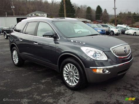 2011 Buick Enclave Colors by 2011 Cyber Gray Metallic Buick Enclave Cx Awd 47445764