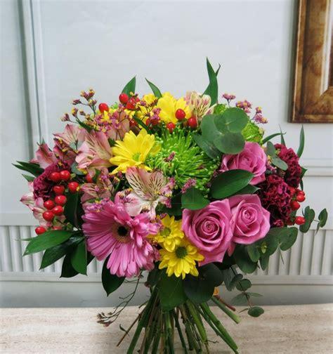 Ramo Primavera Flores a domicilio FloresParaMadrid