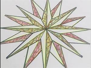 3d Stern Basteln 5 Zacken : 3d stern mit 16 zacken zeichnen lernen video tutorial f r ~ Lizthompson.info Haus und Dekorationen