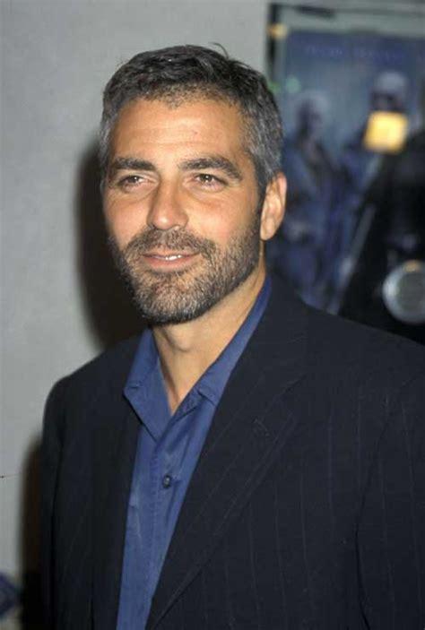 20  George Clooney Hair   Trend Haircuts
