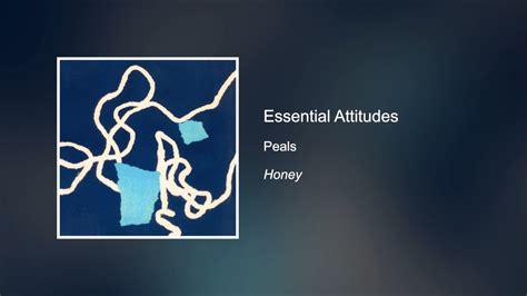 Essential Attitudes