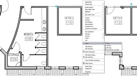 autocad architecture toolset architectural design