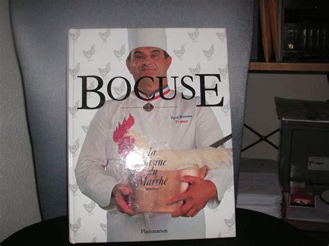 livre de cuisine paul bocuse paul bocuse la cuisine du marché à vendre enchères