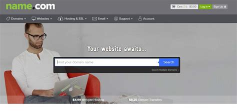 .com us$3.90/year and with extensive cloud products support. Top 5 DOMAIN REGISTRARS To Buy Cheap Domain Names   The ...