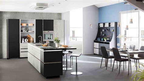pose cuisine schmidt cuisines équipées design moderne bois meubles sur