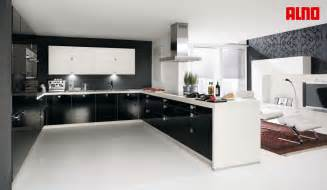 u shaped kitchen ideas types of kitchens alno