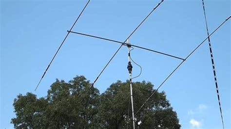 hamradio antennas  cushcraft tribander