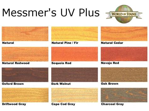 twp stain colors world of stains color charts stain colors links to