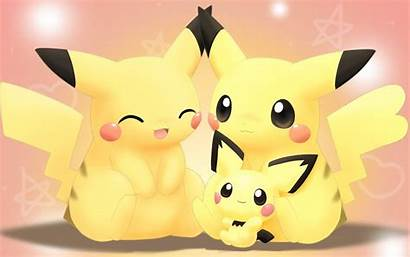 Pikachu Pichu Wallpapers Desktop Mobile Backgrounds