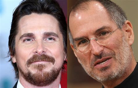 Christian Bale Pulls Out Apple Founder Steve Jobs Role