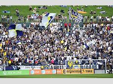 Los Angeles Galaxy Sanction Supporters Group