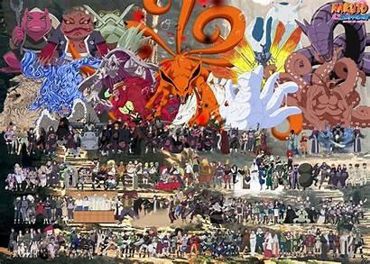 Naruto Characters Shippuden Wallpapers Ultra