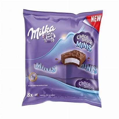 Milka Minis Choco Snack Innovations Bookmark Entry