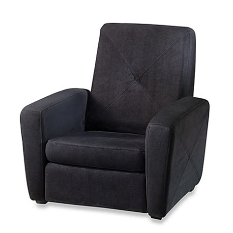Microfiber Chair And Ottoman by Buy Home Styles Microfiber Gaming Chair Ottoman From Bed