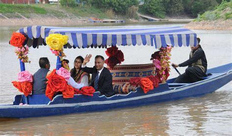 boating resumes at sukhna lake chandigarh chandigarh metro