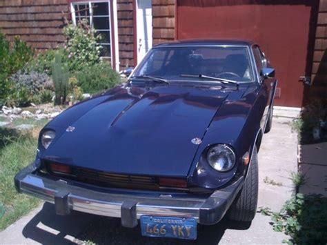Electric Datsun by 1978 Datsun 280z In Electric Sports Car Classic