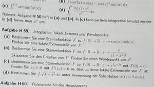Lokale Extrema Berechnen : extrema h59 integration lokale extrema und wendepunkte bsp f x cos x sinh x mathelounge ~ Themetempest.com Abrechnung