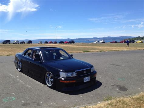 lexus ls400 modified 1992 lexus ls400 vip airbagged custom vancouver city